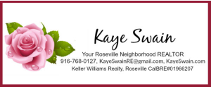 Keller Williams Realty Roseville CA (DRE 01966207)