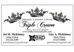 Triple Crown Real Estate Group - brokered by eXp Realty, LLC