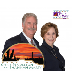 Chris Pendleton & Shannan Marty Team