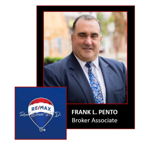 RE/MAX Real Estate, LTD. - Frank Pento
