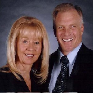 Donna Hermsen and Dan O