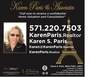 Karen Paris & Associates at Keller Williams Capital Properties Fairfax