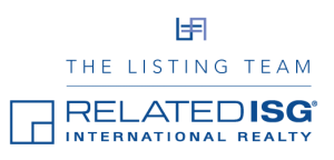 Home Owners Listing Team at Related ISG International Realty