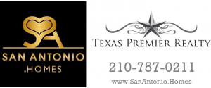 San Antonio Homes  -  Texas Premier Realty